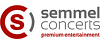Semmel Concerts Entertainment GmbH Logo